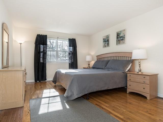 Short term lease Bridgewater 26 Master Bedroom