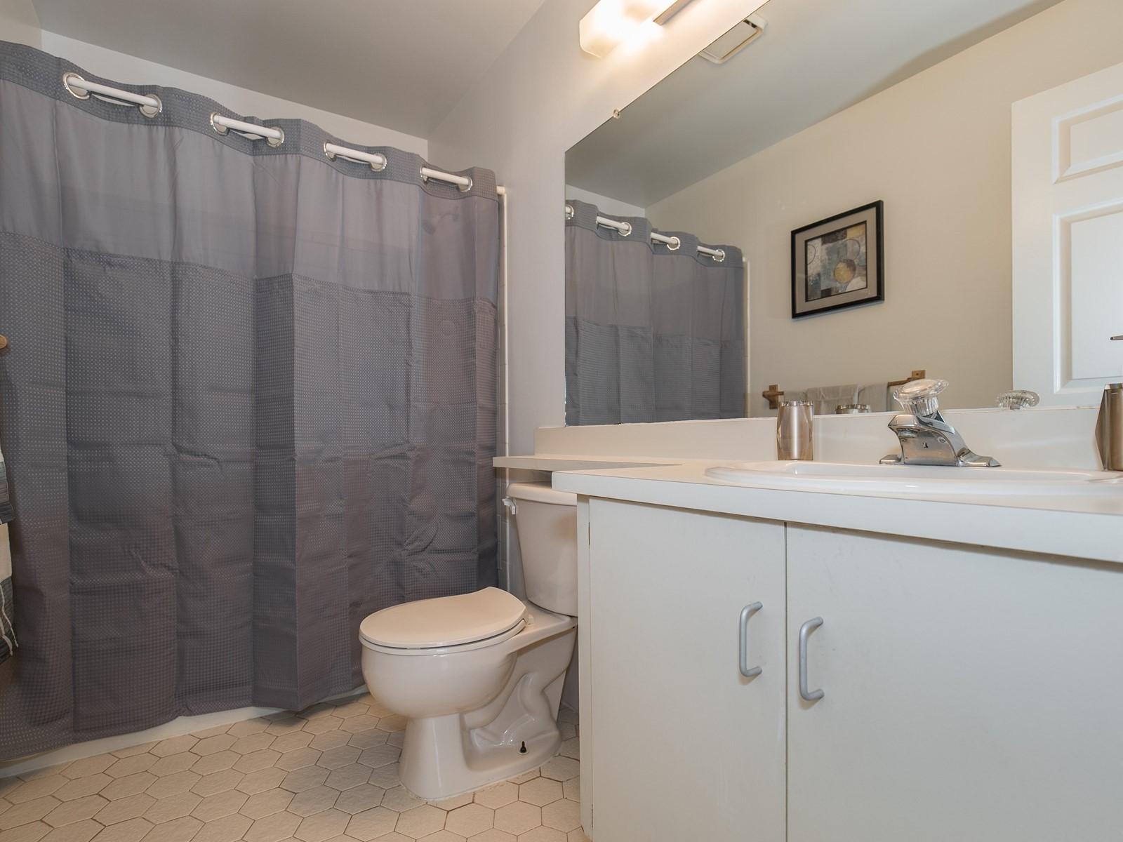Piscataway 260 short term rental bathroom