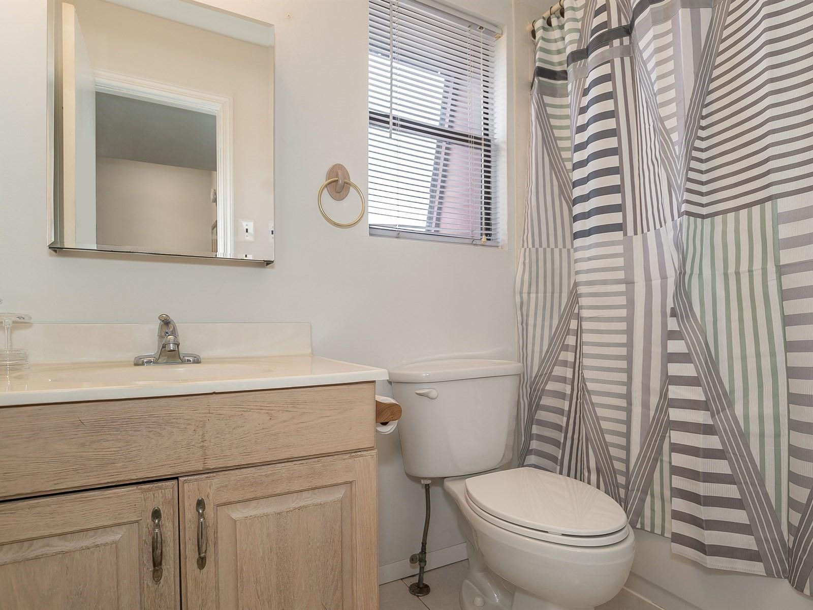 North Brunswick 608 Short Term Housing Bathroom