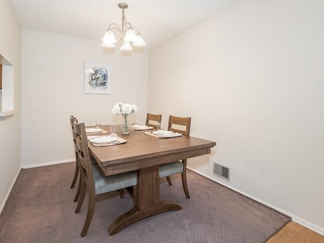 4_Furnished Rental Piscataway_ Dining Room