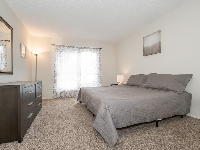 6_Furnished Rental Piscataway_ Master Bedroom